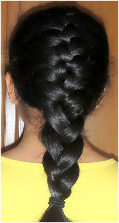 The Best Entirely From Heart Indian Braid Hairstyles That You Can Pictures