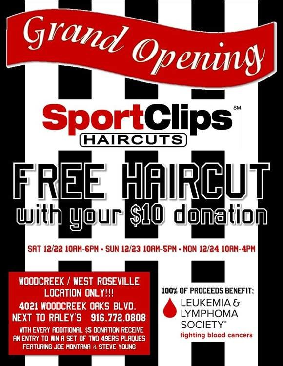 The Best Style Media Group Score A Free Haircut At Sport Clips New Pictures