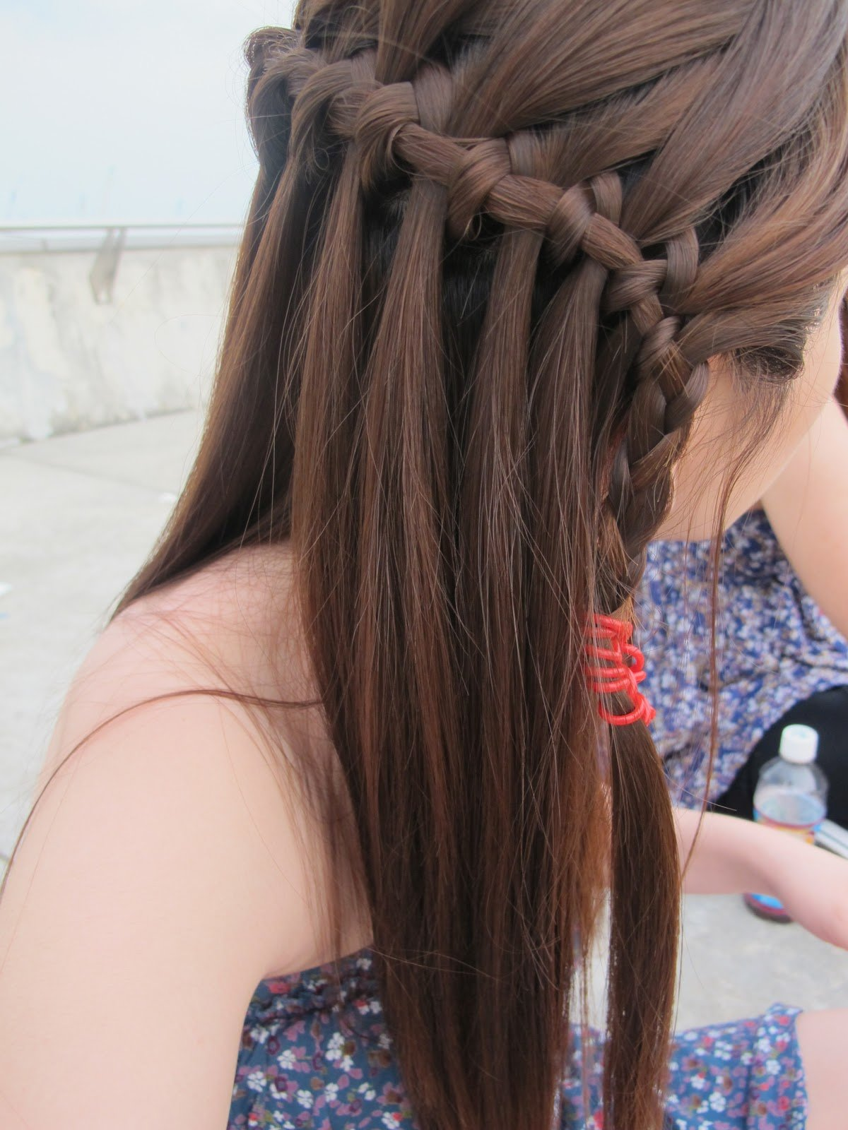 The Best Hair And Beyond Waterfall Braid Pictures