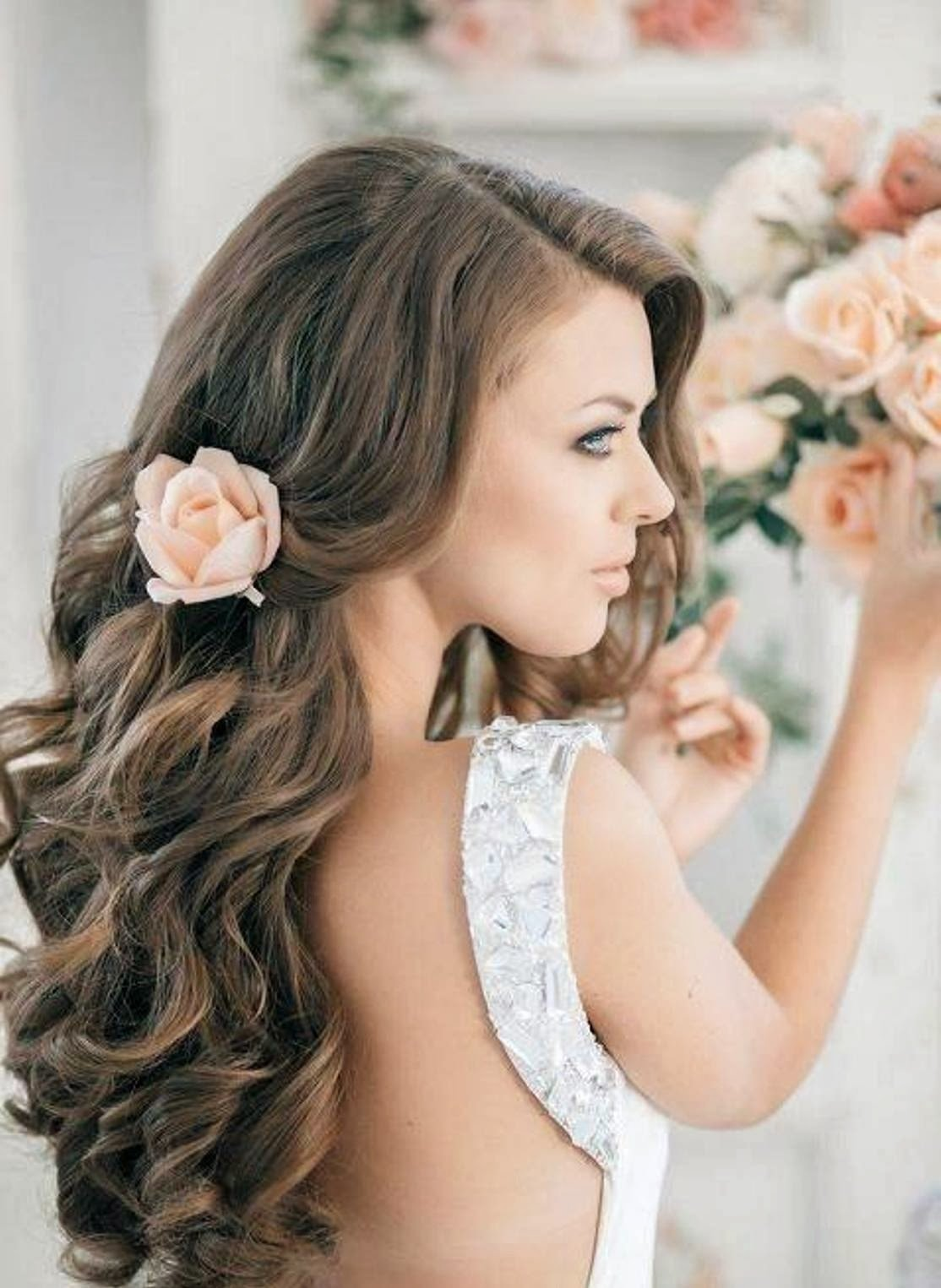 The Best Best Hairstyles For Long Hair Wedding Hair Fashion Style Color Styles Cuts Pictures