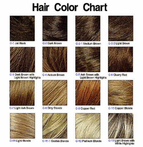 The Best Try Different Hair Colors On Your Picture Free Coloring Pictures