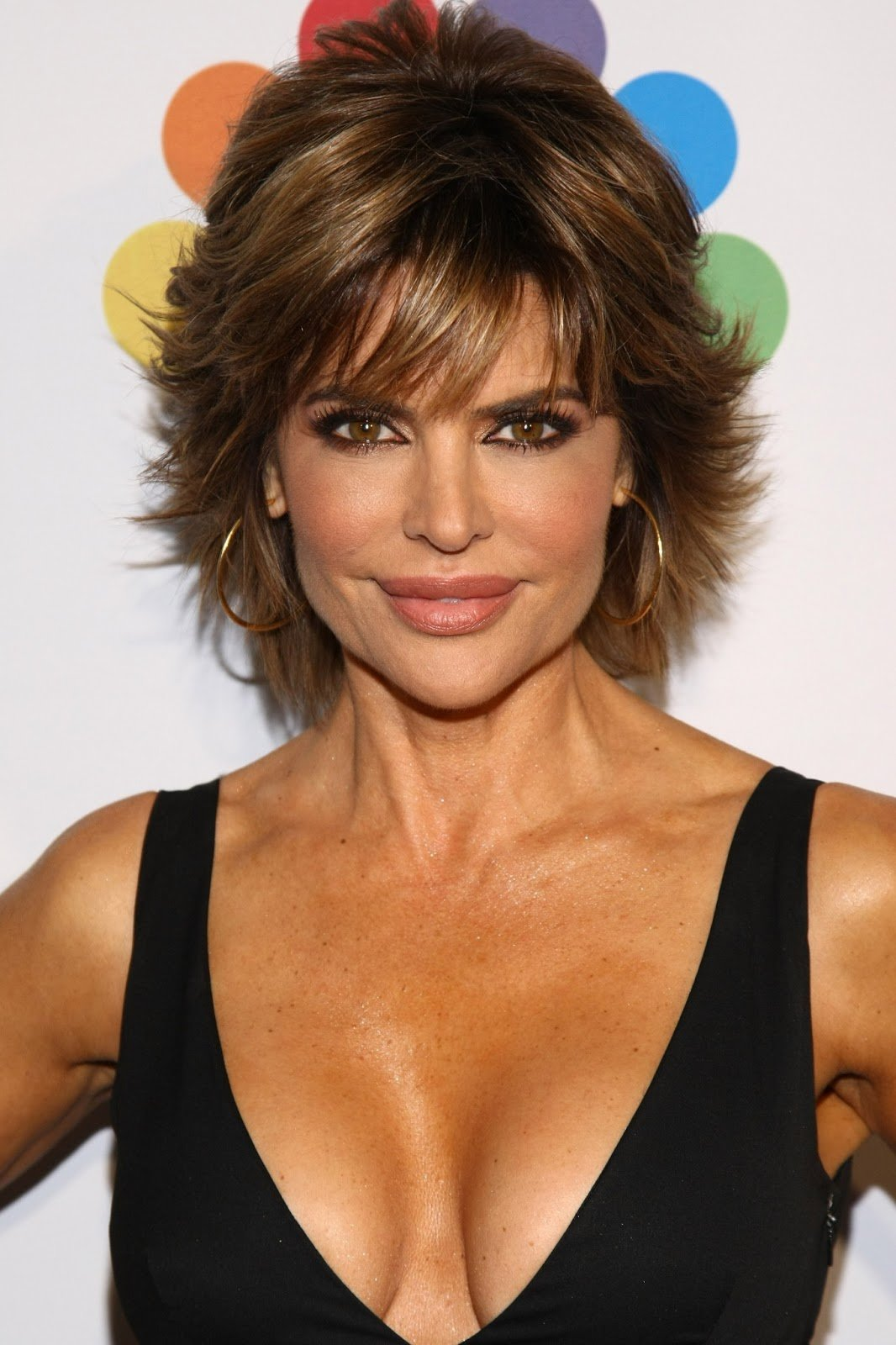 The Best Celebrity Hairstyle Haircut Ideas Lisa Rinna Short Pictures