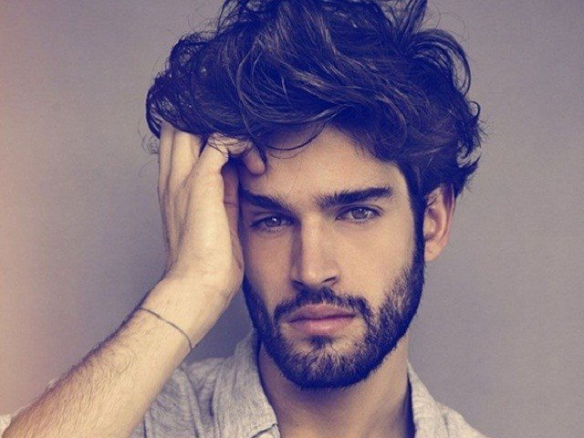 The Best Guy With Fluffy Hair Beard Pictures Pictures Of Beards Pictures