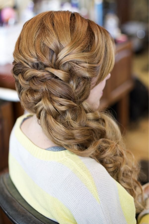 The Best 16 Cute And Modern Prom Hairstyles Be Modish Pictures