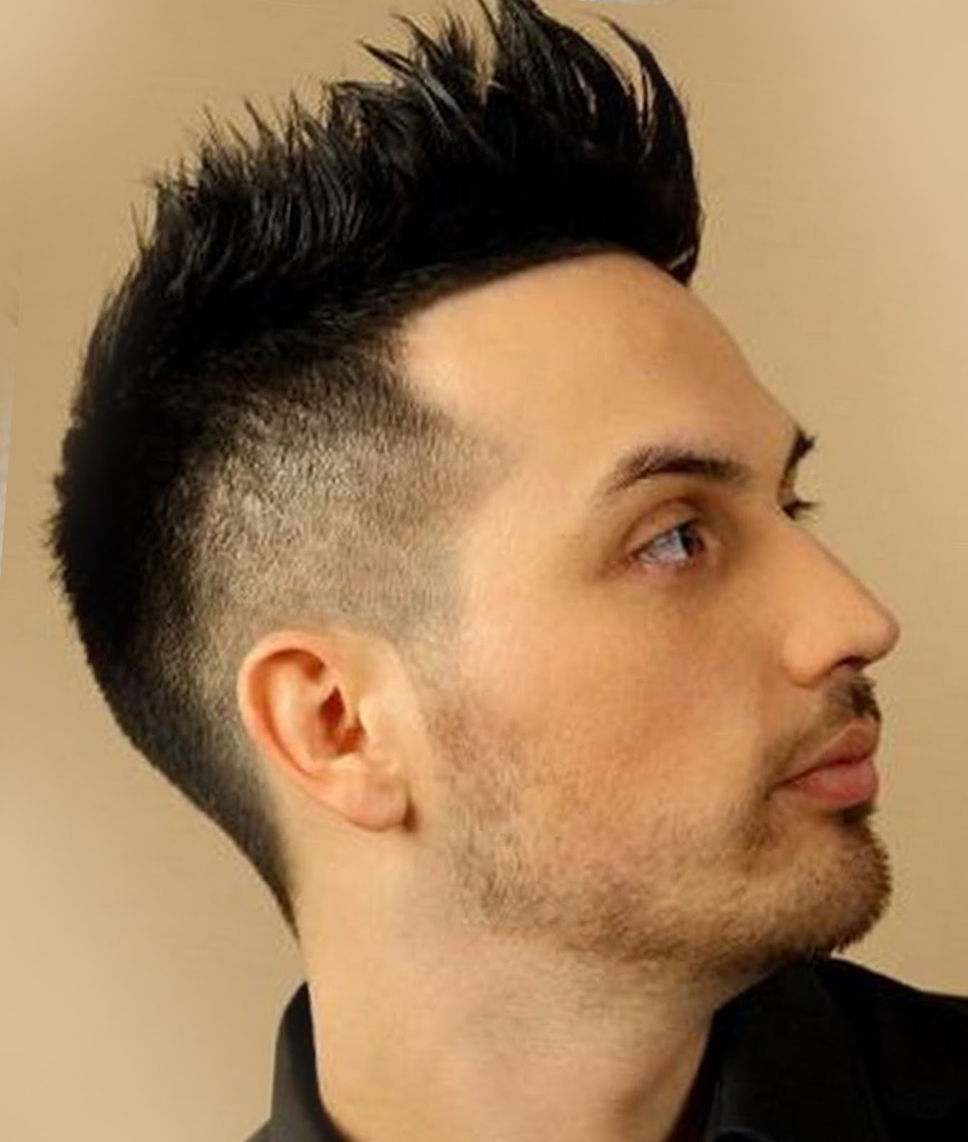 The Best Men Mohawk Hairstyle 2016 Hairstyles Spot Pictures