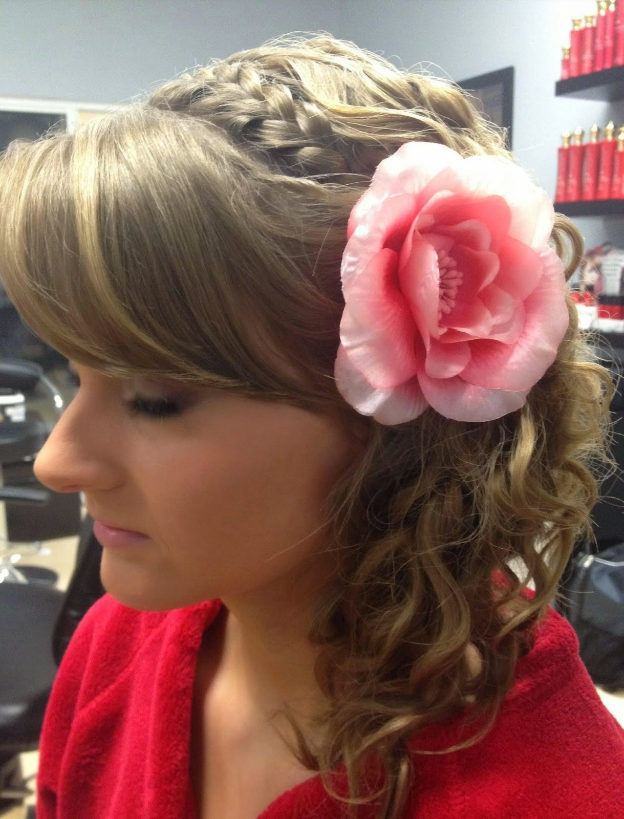 The Best Hairstyles 2014 8 Stunning Prom Updos For Long Hair Pictures