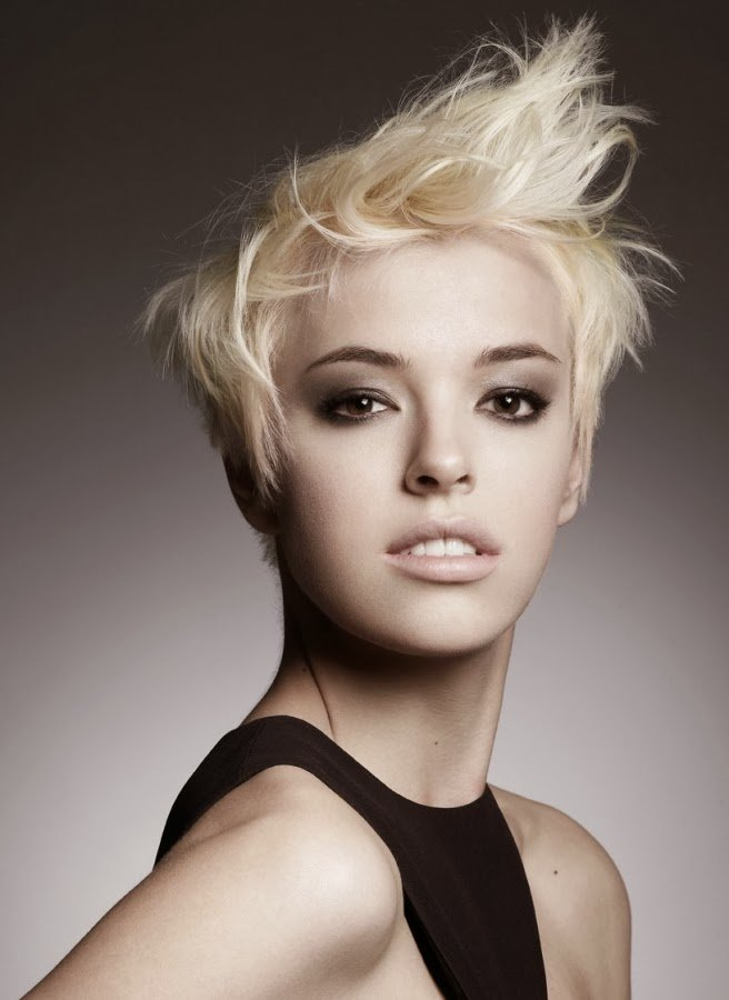 The Best Fun Hairstyles For Short Hair Pictures