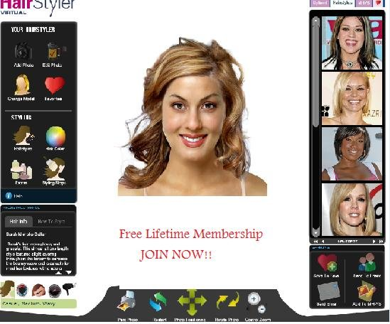 The Best Virtual Makeovers For Women Free Online Pictures