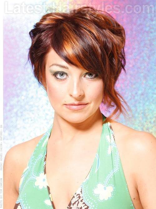 The Best Prom Hairstyles For Short Hair Pictures And How To S Pictures