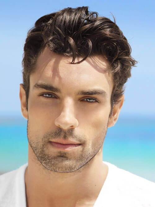 The Best 30 Gorgeous Men's Hairstyles For Thick Hair Pictures