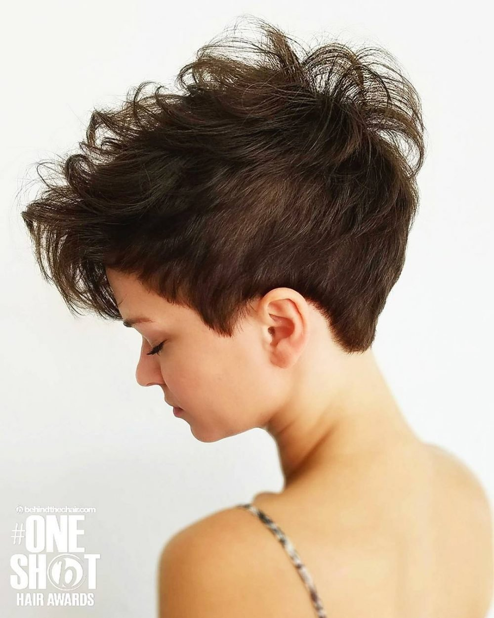 The Best 47 Popular Short Choppy Hairstyles For 2018 Pictures