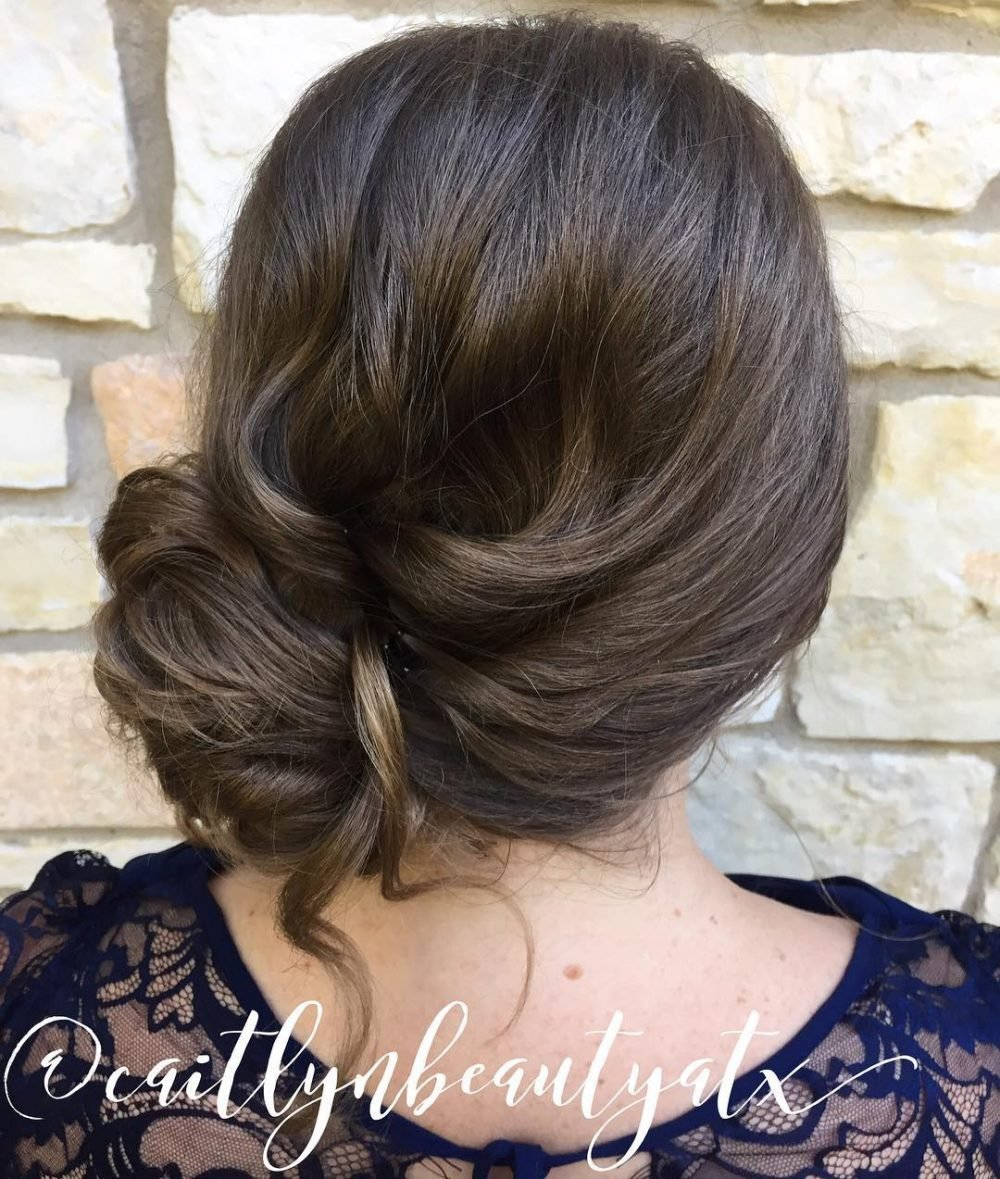 The Best 28 Super Easy Prom Hairstyles To Try Pictures