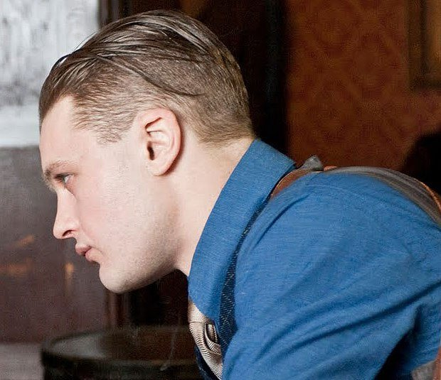 The Best Slicked Back Undercut Connect Your Brand Pictures