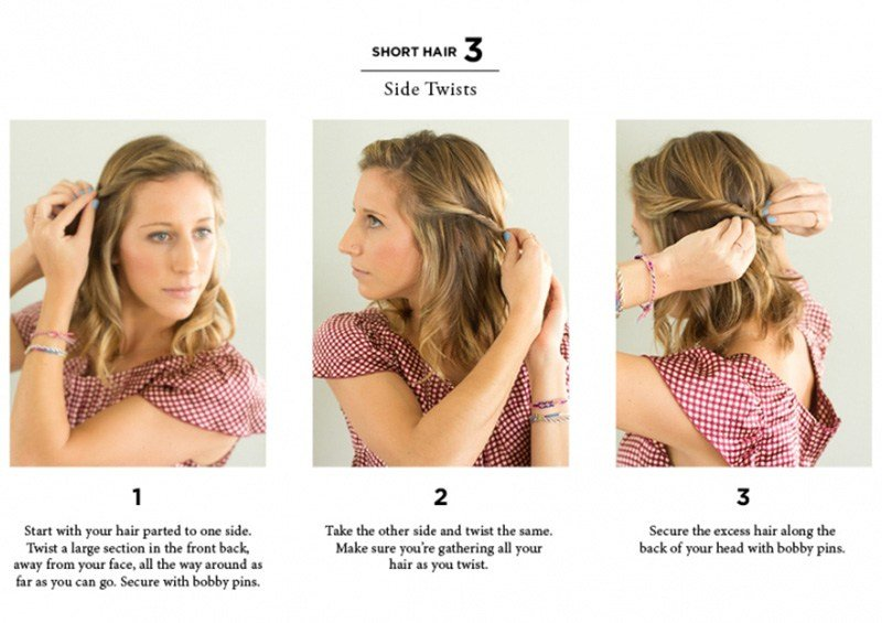 The Best 10 Easy Ways To Style Hair The Everygirl Pictures