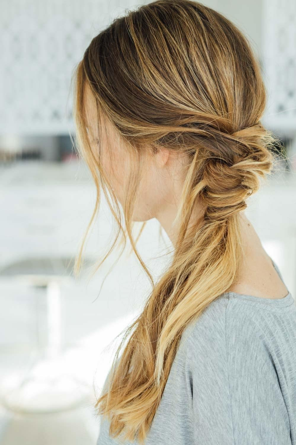 The Best 16 Easy Hairstyles For Hot Summer Days The Everygirl Pictures