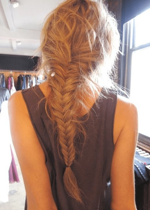 The Best 24 Inspiradoras Fishtail Braids O Trenzas Cola De Pescado Pictures