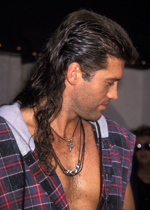 The Best 9 Times Billy Ray Cyrus Mullet Was So Good Bad It Broke Pictures