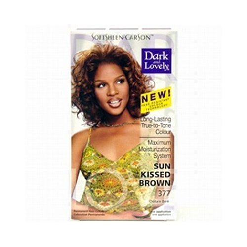 The Best Dark Lovely Permanent Hair Color 377 Sun Kissed Brown Pictures