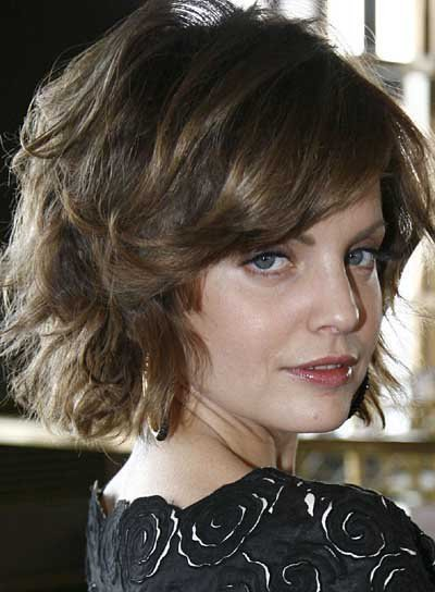 The Best Short Wavy Tousled Hairstyles Beauty Riot Pictures