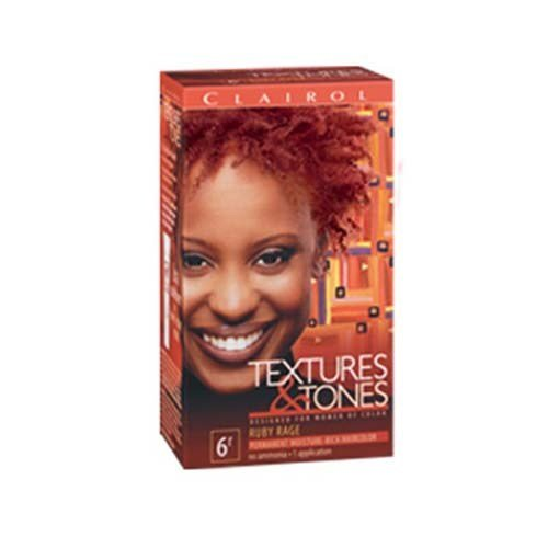 The Best Clairol Texture Tones 6R Ruby Rage Clairolhair Skin Pictures