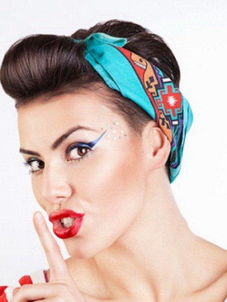 The Best Pin Up Hairstyles For Short Hair Pictures