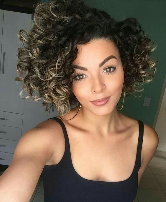 The Best Spiral Curls For African American With Thick Hair Short Pictures Original 1024 x 768
