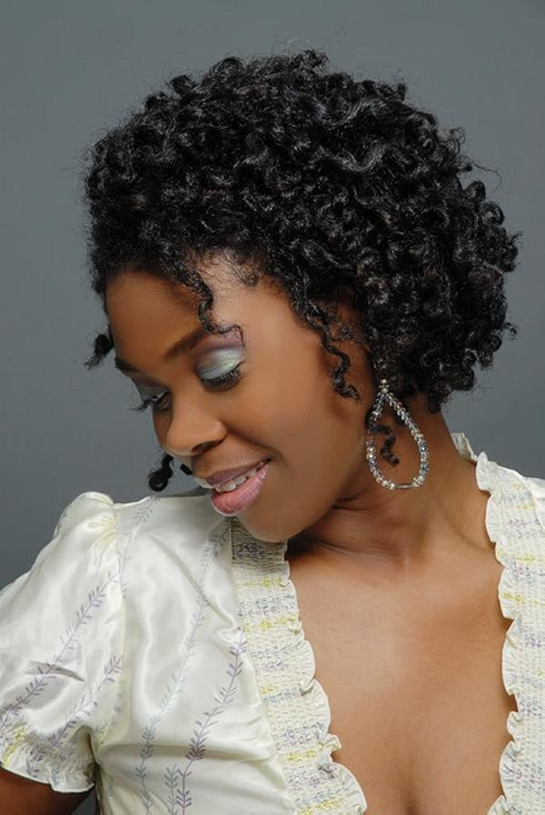 The Best 40 Natural Hair Styles For Black Women Which Are Cool Pictures