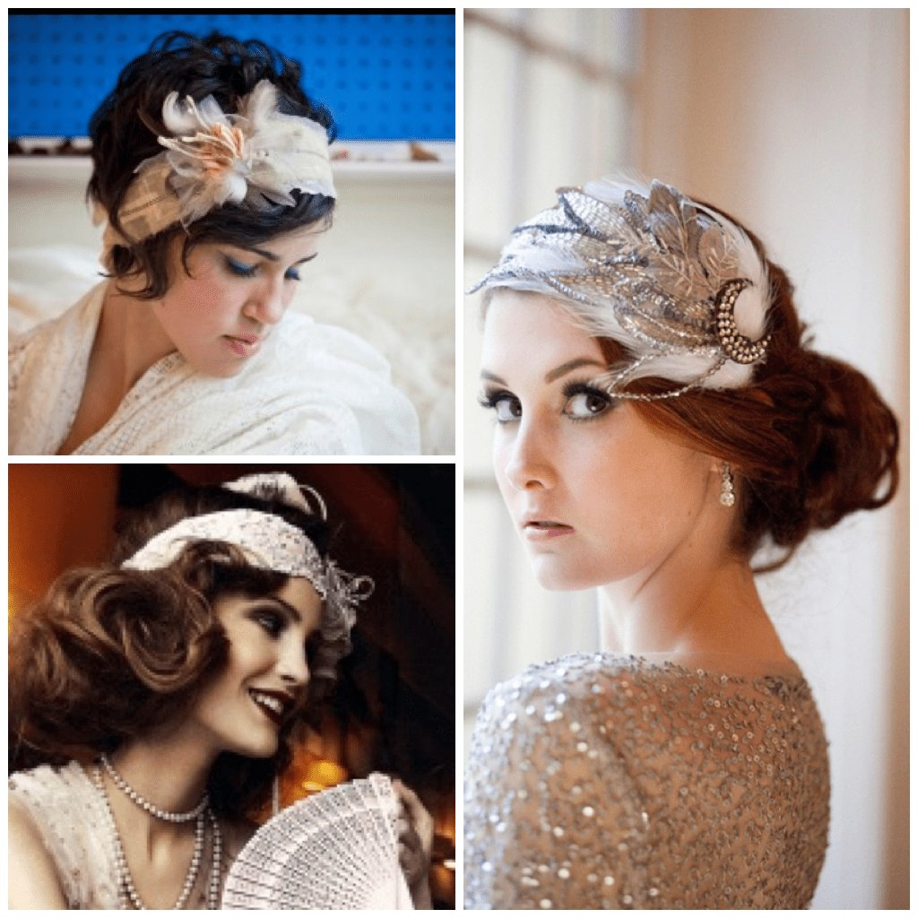 The Best Stylenoted Hair From The Jazz Age Curls With Wide Headbands Pictures