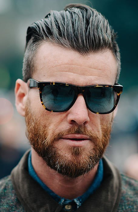 The Best 20 Of The Best Widow's Peak Hairstyles For Men Fashionbeans Pictures