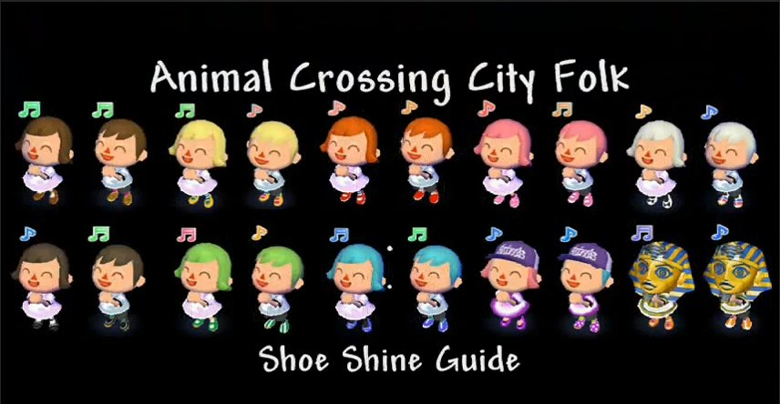 The Best Image Accf Shoe Shine Guide Png Animal Crossing Wiki Pictures