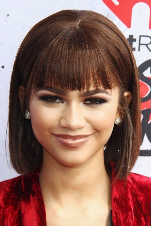 The Best Zendaya S Hairstyles Hair Colors Steal Her Style Pictures