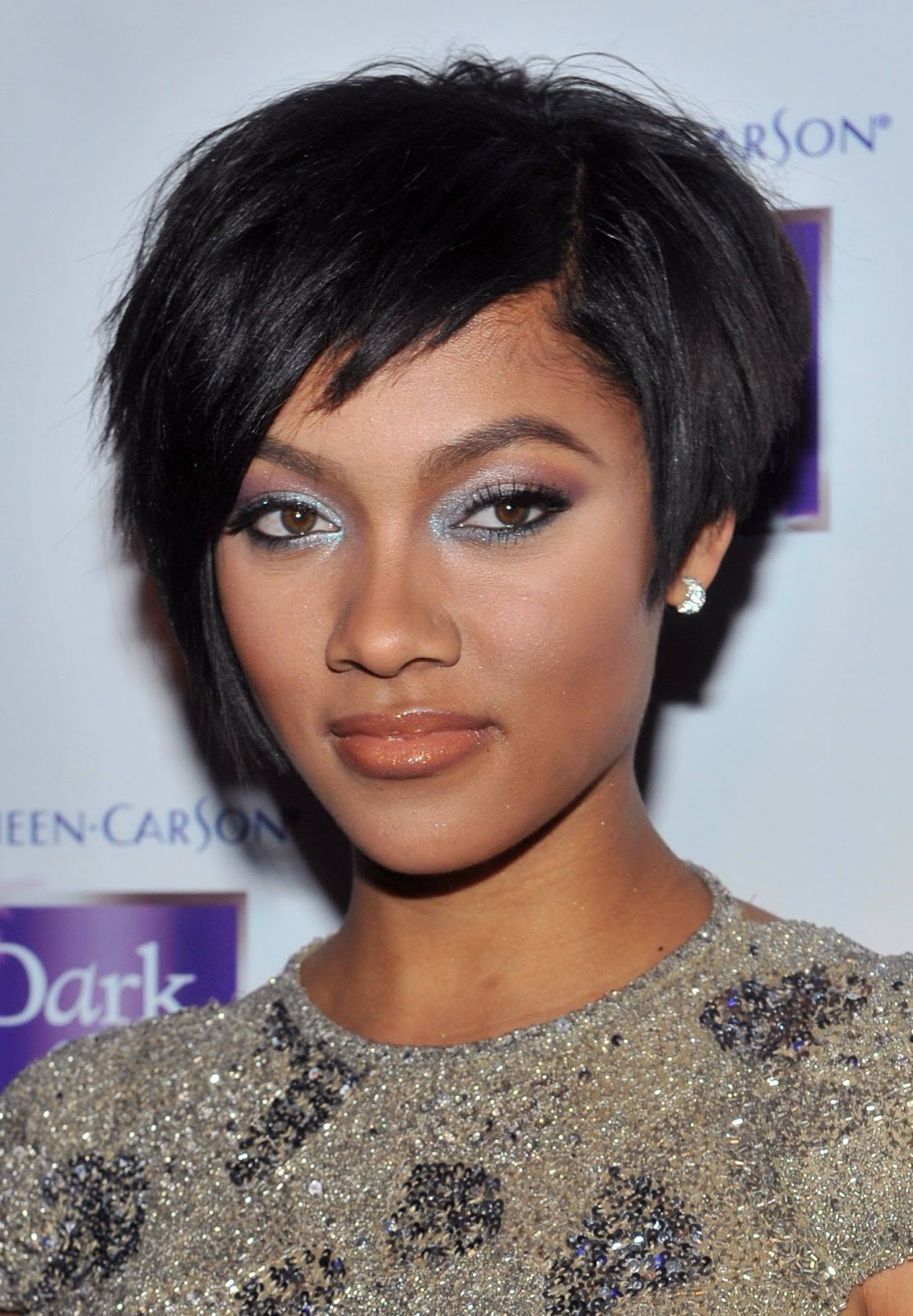 The Best Hairstyles Short Black Hair Cuts Pictures