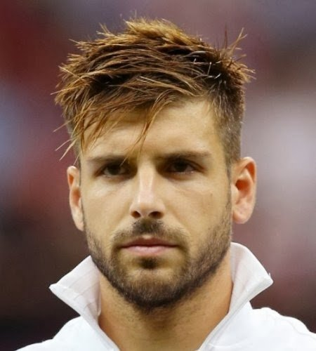 The Best Soccer Player Hairstyles January 2014 Pictures