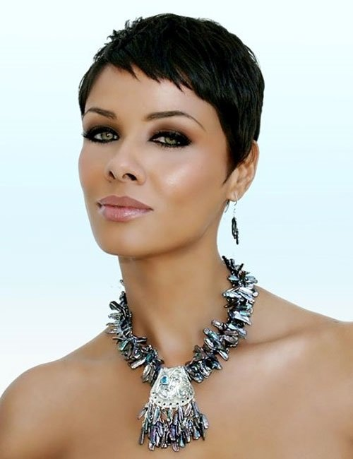 The Best African American Hairstyles Trends And Ideas Pixie Pictures