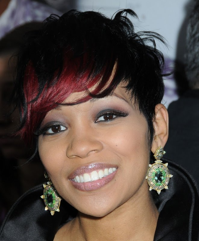 The Best Black Celebrity Short Hairstyle Pictures