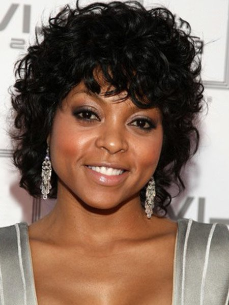 The Best Cool Short Curly Hairstyles For Black Women 2012 Pictures