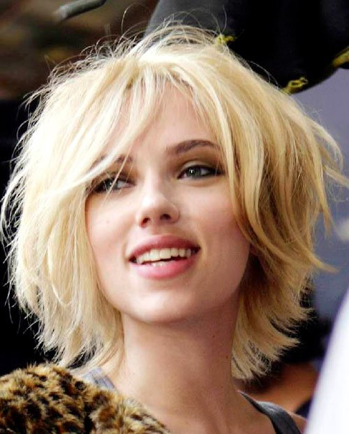 The Best Short Messy Hairstyles Provide Fun And Style Hairstyles Pictures