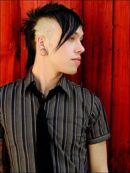 The Best Stylish Zone Beautiful Emo Boys Pictures