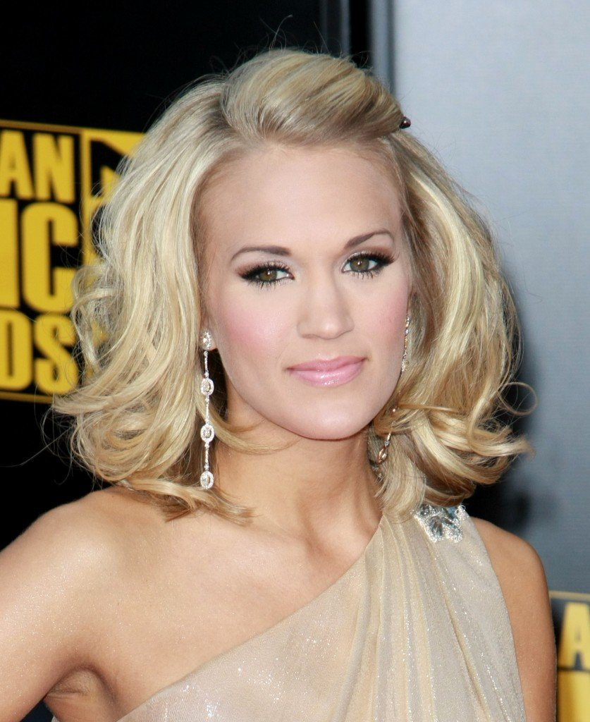The Best Cool Medium Length Hairstyle Ieads Prom Hairstyles Pictures