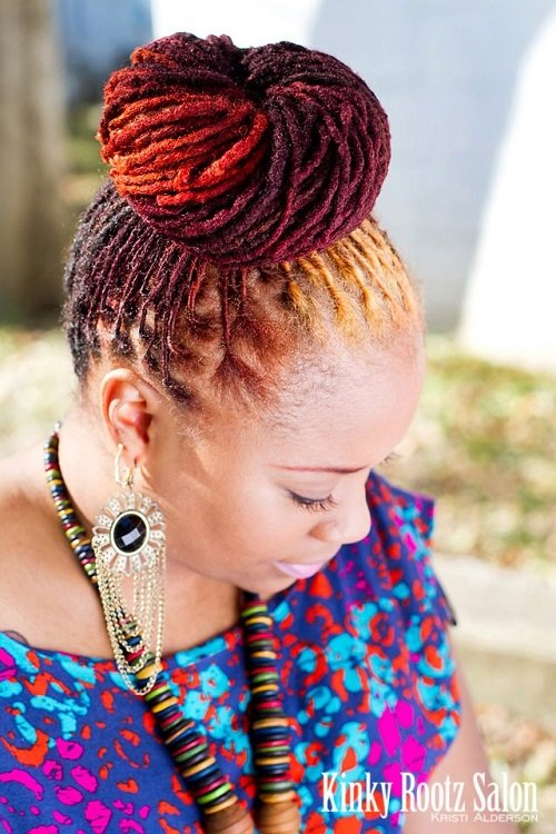 The Best African American Hairstyles Trends And Ideas Multi Color Pictures