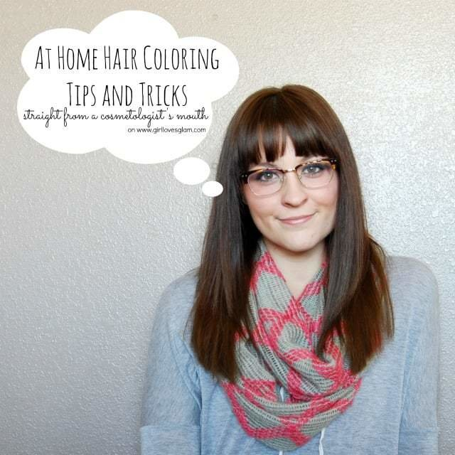 The Best At Home Hair Coloring Tips And Tricks Girl Loves Glam Pictures