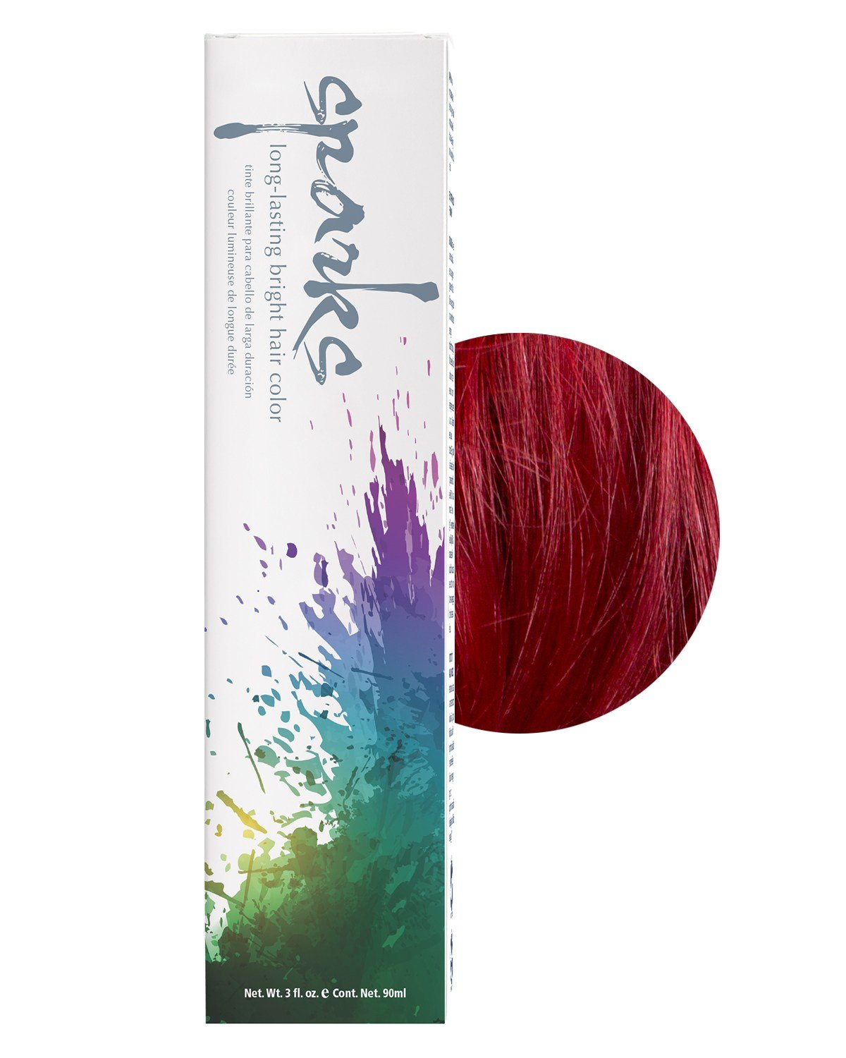 The Best Sparks Long Lasting Bright Hair Color Creme Rinse Semi Pictures