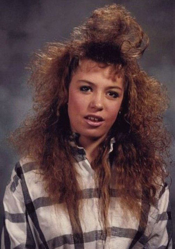 The Best 15 Crazy 80S Hairstyles…Like Totally Pictures