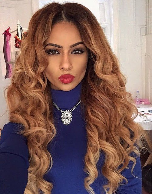 The Best Top 2017 Hair Color Trends For Black Women – The Style Pictures