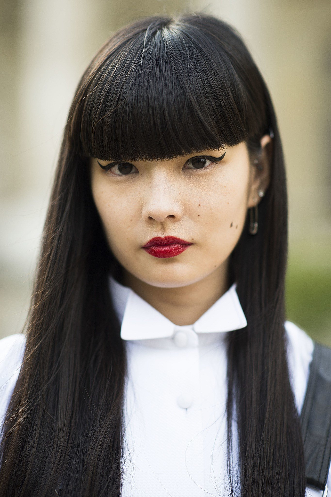 The Best 4 Bangs Hairstyles To Bang Or Not To Bang Fashion Tag Blog Pictures