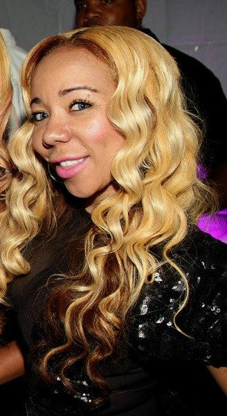 The Best Celebrity Hair Time Line Tameka 'Tiny' Harristalking Pretty Talking Pretty Pictures