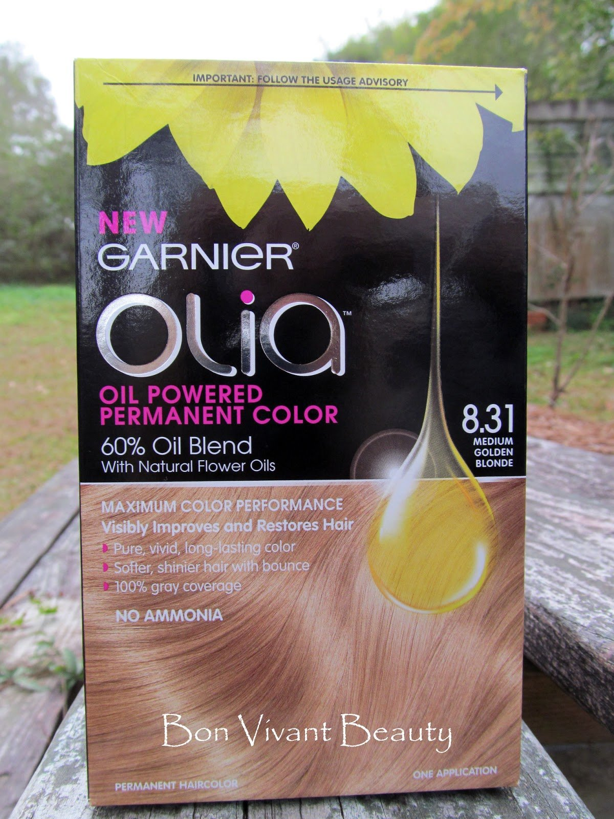 The Best Bon Vivant Beauty Olia Oil Powered Permanent Hair Color Pictures