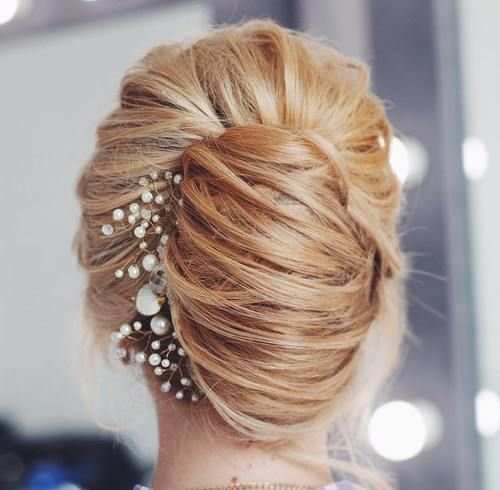 The Best Bridal French Twist Hairstyles Pictures