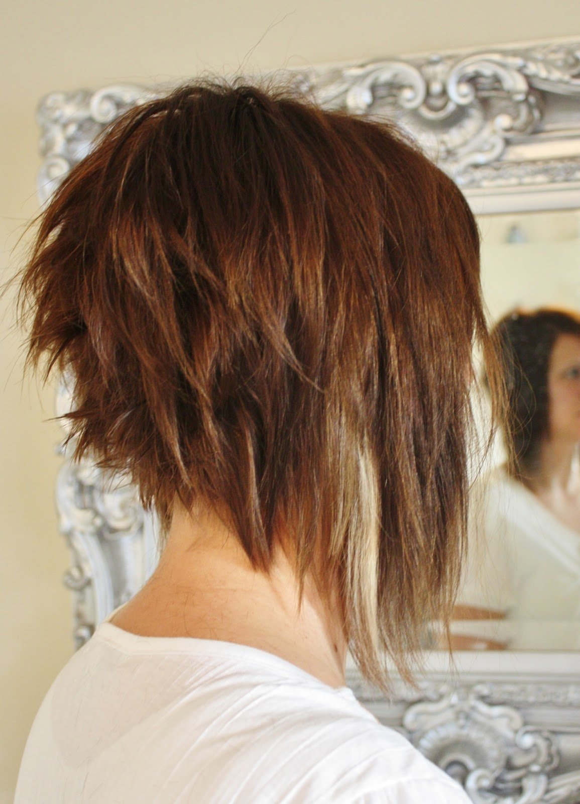 The Best Hairstyles 4 You Dramatic A Line Pictures