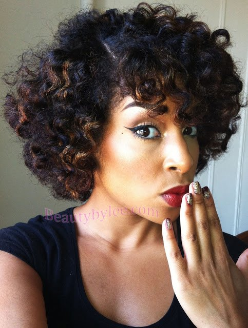 The Best Heat Stretched Bantu Knot Out Natural Hair Styles Pictures Original 1024 x 768